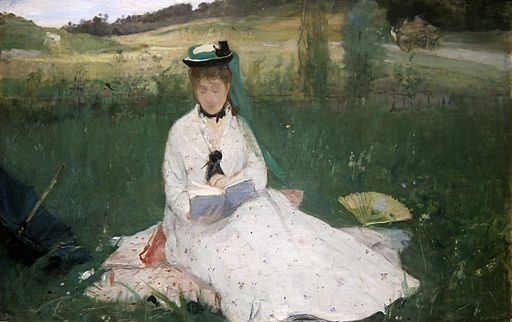 512px-Berthe_Morisot_Reading