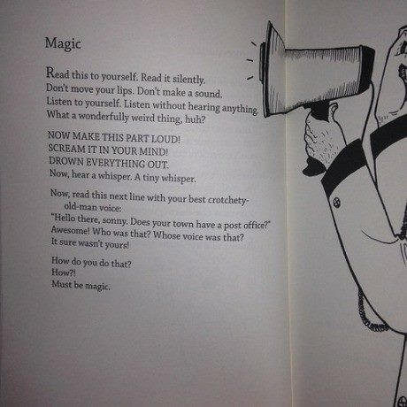 it must be magic