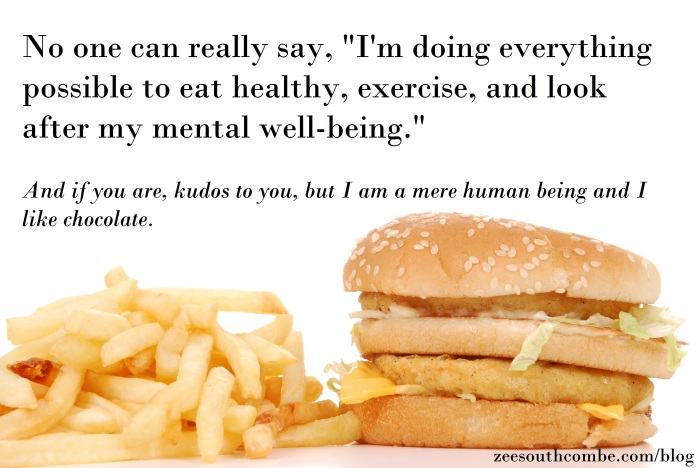 Reflection on Super Size Me - making healthy choices