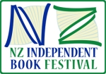NZ Independent Book Festival Logo Colour Final