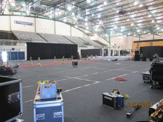 North Shore Event Centre Interior